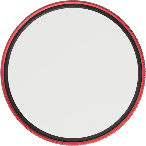 MeFOTO 72mm Wild Blue Yonder Circular Polarizer Filter (Red)