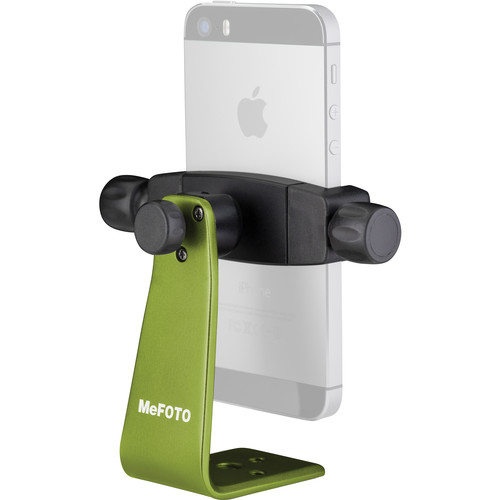 MeFOTO SideKick360 Smartphone Tripod Adapter (Green)