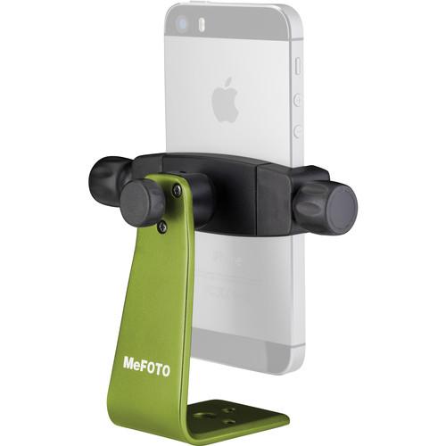 MeFOTO SideKick360 Smartphone Tripod Adapter (Green)