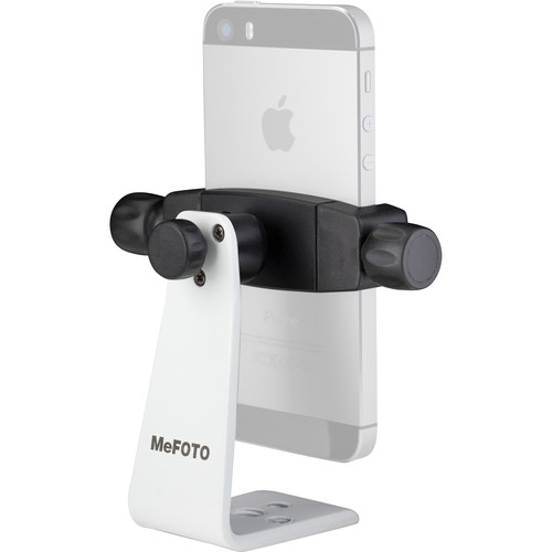 MeFOTO SideKick360 Smartphone Tripod Adapter (White)