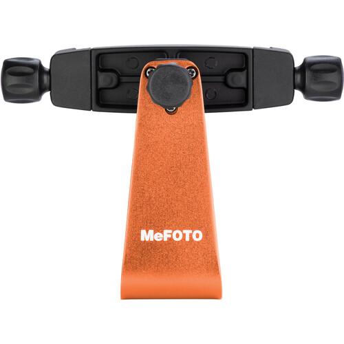 MeFOTO SideKick360 Plus Smartphone Tripod Adapter (Orange)