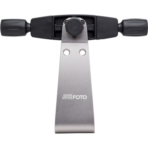 MeFOTO SideKick360 Smartphone Tripod Adapter (Titanium)
