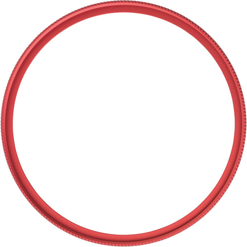 MeFOTO 72mm Lens Karma UV Filter (Red)