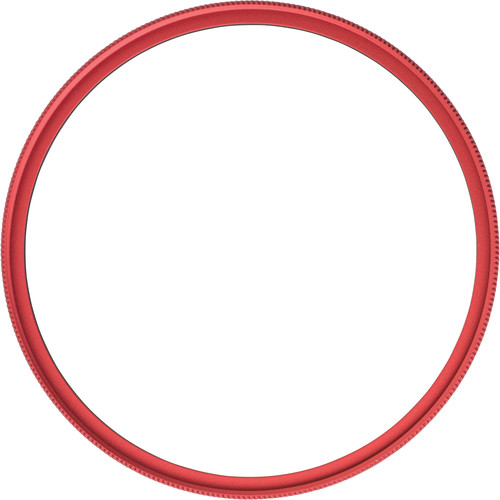 MeFOTO 77mm Lens Karma UV Filter (Red)