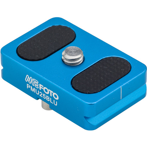 MeFOTO BackPacker Air Quick Release Plate (Blue)