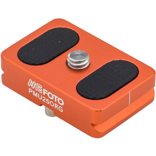 MeFOTO BackPacker Air Quick Release Plate (Orange)