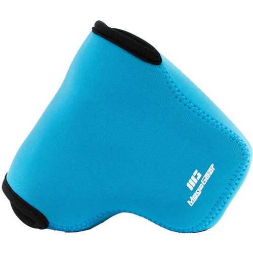 MegaGear MG049 Ultra Light Neoprene Case for Select Nikon Cameras (Blue)