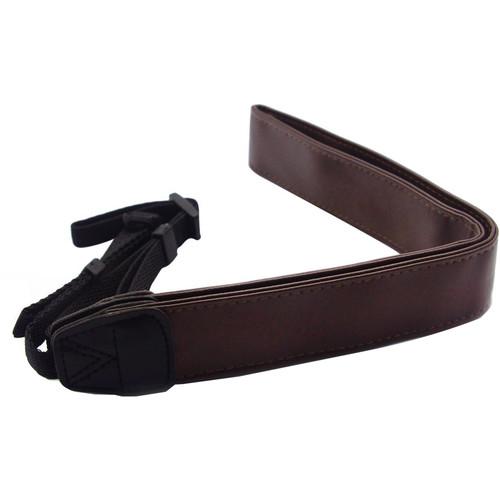 MegaGear MG137 Neck/Shoulder Strap for Select DSLR Cameras (Brown)
