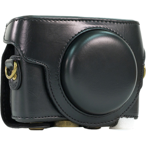 MegaGear MG274 Ever Ready Camera Case for Sony DSC-RX100 (Black)