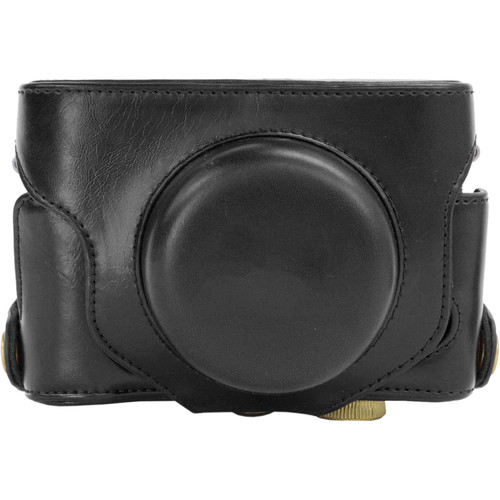 MegaGear MG426 Ever Ready Protective Camera Case for Fujifilm X30 12 MP (Black)