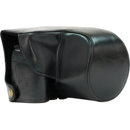 MegaGear MG440 Ever Ready Protective Camera Case for Panasonic FZ1000 (Black)