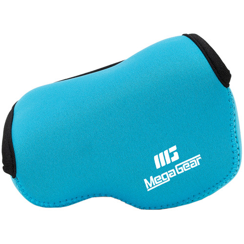 MegaGear MG516 Ultra Light Neoprene Camera Case for Fujifilm X30 (Blue)