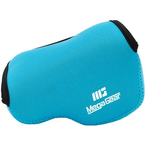 MegaGear MG516 Ultra Light Neoprene Case for Fujifilm X30 (Blue)