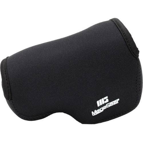 MegaGear Ultra Light Neoprene Camera Case Bag for Canon G1X Mark II (Black)