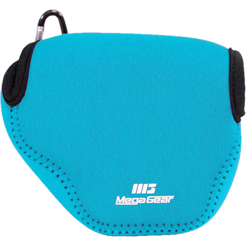 MegaGear MG033 Ultra Light Neoprene Case for Canon SX510/420/410/400 IS (Blue)