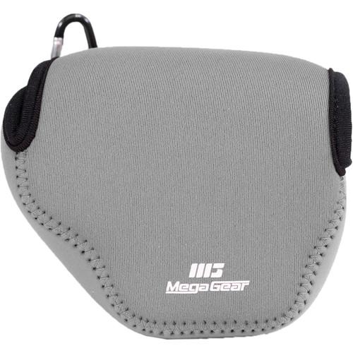 MegaGear MG034 Ultra Light Neoprene Case for Canon SX510/420/410/400 IS (Gray)