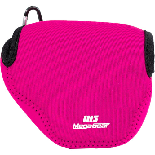MegaGear MG035 Ultra Light Neoprene Case for Canon SX510/420/410/400 IS (Hot Pink)