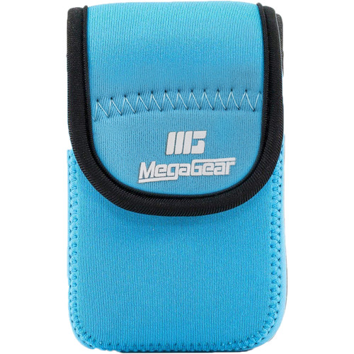 MegaGear Ultralight Neoprene Case for Canon SX170/720/710/700 HS, Canon G16, or Sony DSC-HX60V (Blue)