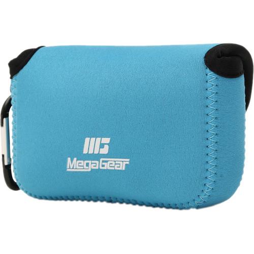 MegaGear Ultra-Light Neoprene Camera Case for Sony Cyber-shot DSC-RX100 (Blue)