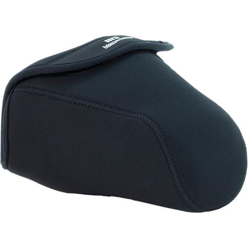 MegaGear Ultra Light Neoprene Camera Case, Cover, Bag for DSLR Camera (Black)