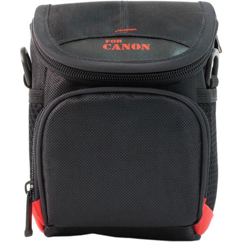 MegaGear Ultra Light Nylon Camera Case for Canon PowerShot SX540 / SX530 HS / SX410 IS / SX420 IS