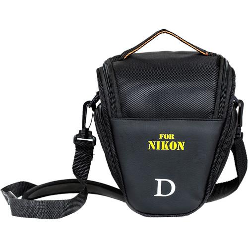 MegaGear Nikon D5500, D3300, D5300, D5200 SLR/DSLR Camera Bag with Strap