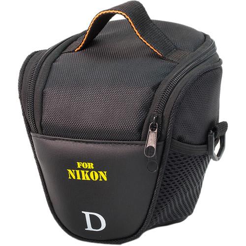 MegaGear Ultra Light Nylon Camera Case Bag for Select Nikon Digital Cameras