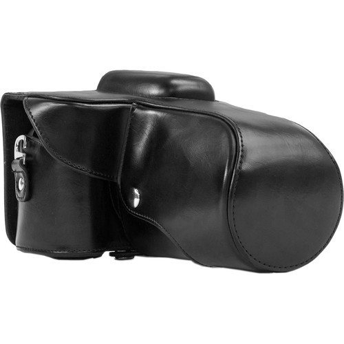 MegaGear Ever Ready Protective Case for Nikon D3200 with 18-55mm (Black)