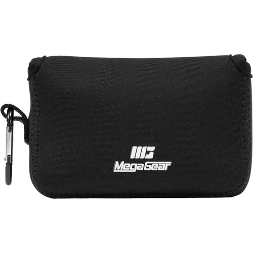 MegaGear Ultra-Light Neoprene Camera Case for Fujifilm X100T, X100F & X100S (Black)