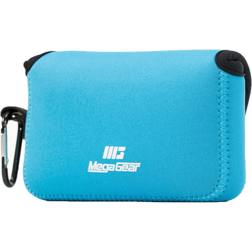 MegaGear Ultralight Neoprene Camera Case for Fujifilm X100T, X100F, or X100S (Blue)