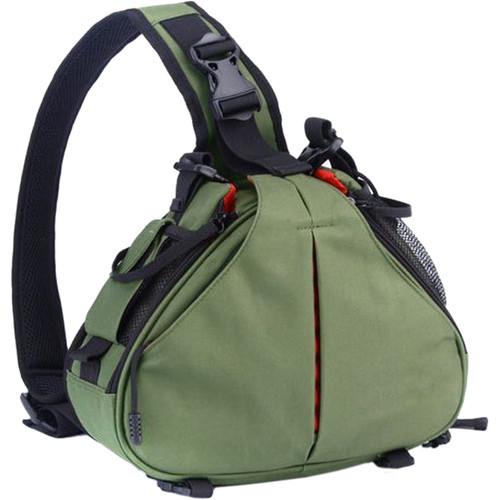MegaGear DSLR Camera Case Bag (Green)
