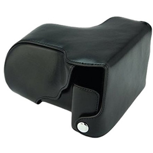 MegaGear Ever Ready Camera Case for Fujifilm X-E2S/X-E2 with 18-55 Lens (Black)