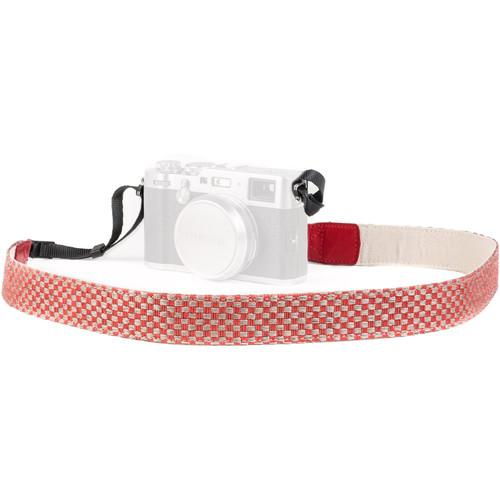 MegaGear SLR, DSLR Adjustable Shoulder or Neck Strap (Red)
