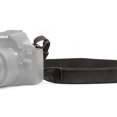 MegaGear MG137 Neck/Shoulder Strap for Select DSLR Cameras (Black)