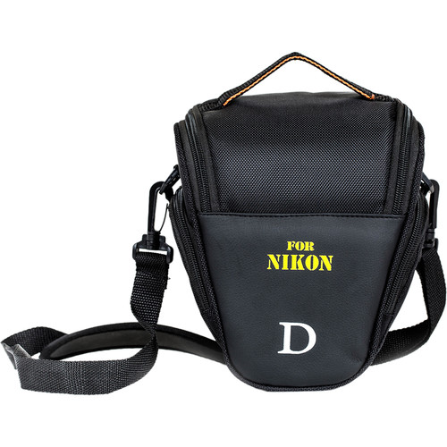 MegaGear Ultra Light Camera Case Bag for Nikon D7200, D7100 with 18-105 Lens, D610 with 24-85 Lens, D500 55-2