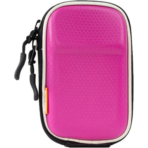MegaGear Hard Golf Camera Case for Sony DSC-RX100 VI, V, IV, III, and II (Hot Pink)
