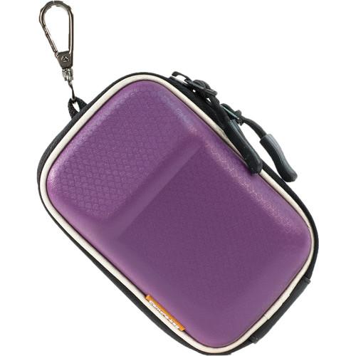 MegaGear Hard Golf Camera Case for Sony DSC-RX100 VI, V, IV, III, and II (Purple)