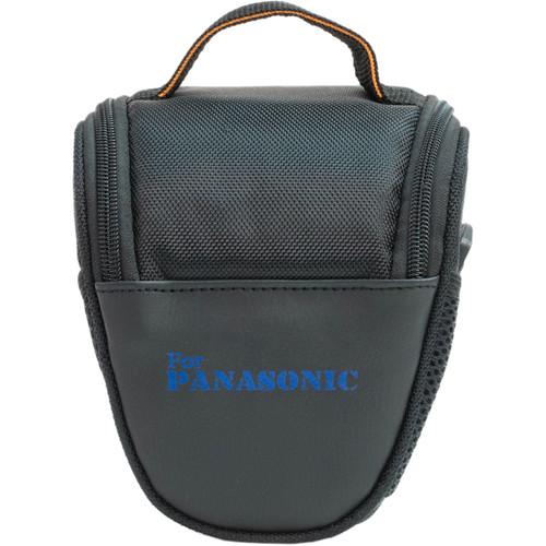 MegaGear Ultra Light Nylon Camera Case Bag for Select Panasonic Lumix Mirrorless Digital Cameras