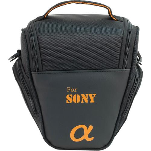 MegaGear Ultra Light Camera Case Bag for Sony DSC-RX10 III, Sony A3000, Sony SLt-A58K, Sony A65, Sony SLt-A77