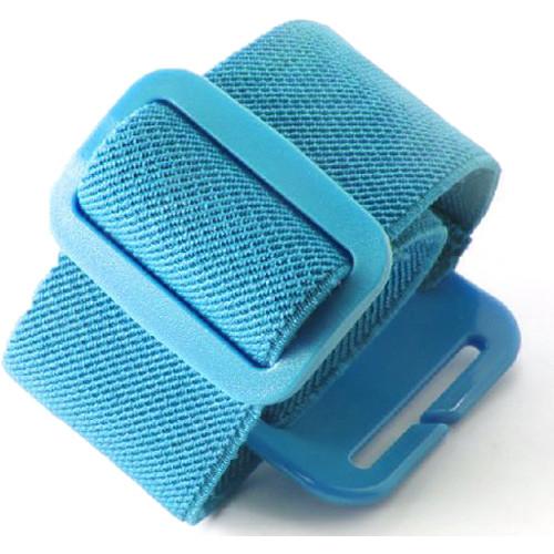 MegaGear Band Wrist Strap & Mount for Select GoPro Cameras (Blue)