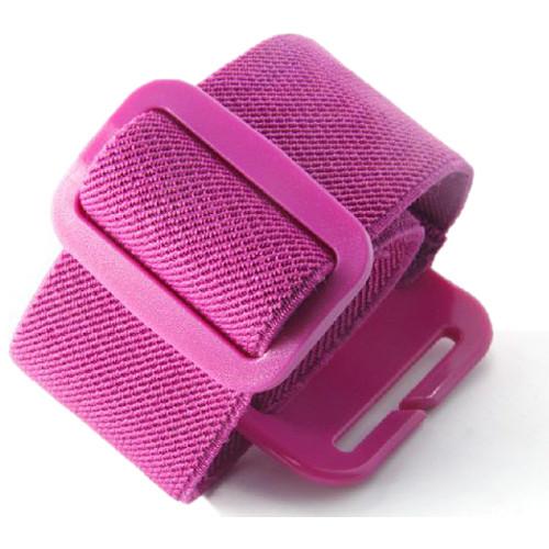 MegaGear Band Wrist Strap & Mount for Select GoPro Cameras (Hot Pink)