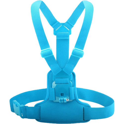 MegaGear Chest Strap Extreme Sports for GoPro (Blue)