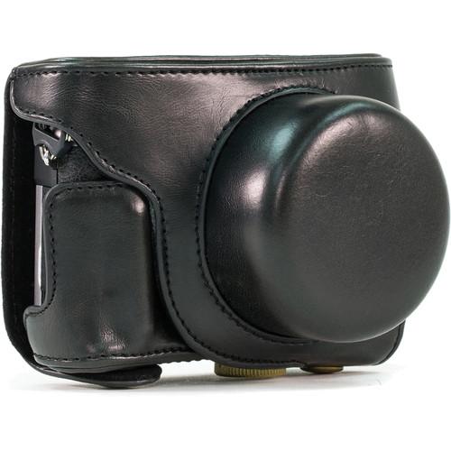 MegaGear Ever Ready Protective Case for Panasonic Lumix DMC-GF7, 12-32 (Black)