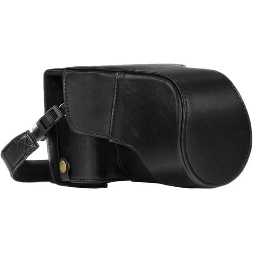 MegaGear Ever Ready Camera Case for Fujifilm X-T10, X-T20 (Black)