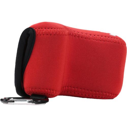 MegaGear Ultra-Light Neoprene Case for Canon EOS M10 (Red)