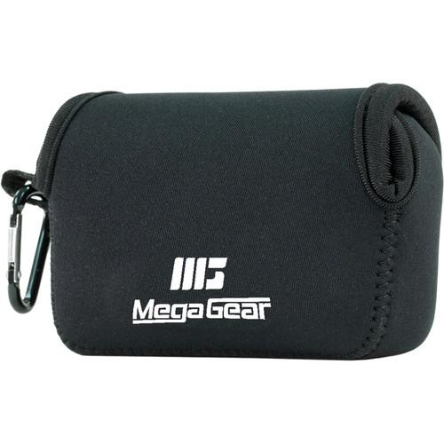 MegaGear Ultra-Light Neoprene Camera Case for Canon PowerShot G5 X (Black)