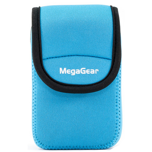 MegaGear Ultra-Light Neoprene Camera Case for Panasonic ZS60 (Black)