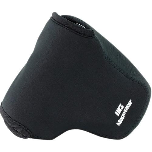 MegaGear Ultra-Light Neoprene Camera Case for Fujifilm X-Pro 2 Camera with 18-55mm Lens (Black)