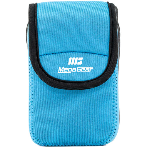 MegaGear Ultralight Neoprene Camera Case for Sony Cyber-Shot DSC-W800 (Blue)