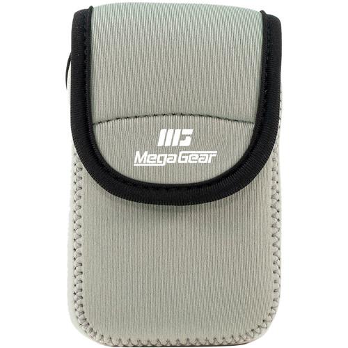 MegaGear Ultra-Light Neoprene Camera Case for Samsung WB35F (Gray)